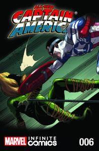 New Captain America - Fear Him Infinite Comic 006 2014  cover digital
