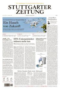 Stuttgarter Zeitung Marbach und Bottwartal - 16. September 2019