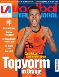 Voetbal International – 06 oktober 2021