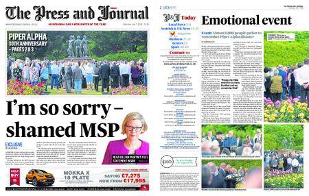 The Press and Journal Moray – July 07, 2018