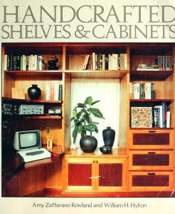 Handcrafted Shelves and Cabinets