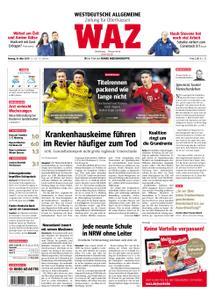 WAZ Westdeutsche Allgemeine Zeitung Oberhausen-Sterkrade - 18. März 2019