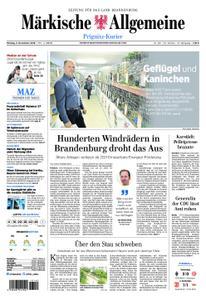 Märkische Allgemeine Prignitz Kurier - 05. November 2018