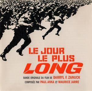 Paul Anka, Maurice Jarre - The Longest Day (Le Jour le plus long) (1962/2013) Bande originale du film de Darryl F. Zanuck