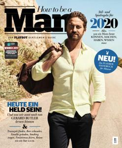 Playboy Germany Spezial - How to be a Man - November 2019
