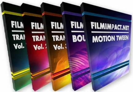 FilmImpact.net Transition Packs 3.6.15 (x64) Bundle