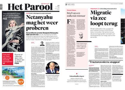 Het Parool – 27 december 2019