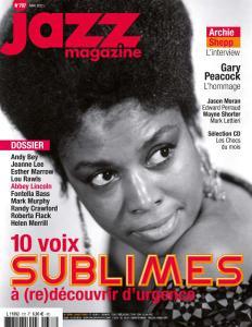 Jazz Magazine - Mai 2021