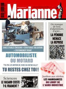 Marianne - 2 Juillet 2021