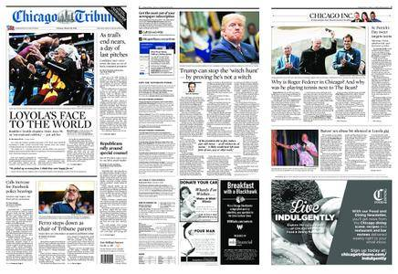 Chicago Tribune – March 20, 2018