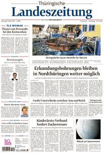 Thüringische Landeszeitung – 08. Oktober 2019