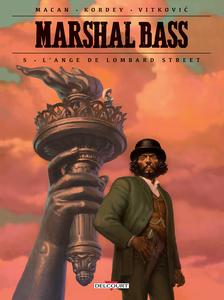 Marshal Bass - Tome 5 - L'Ange de Lombard Street