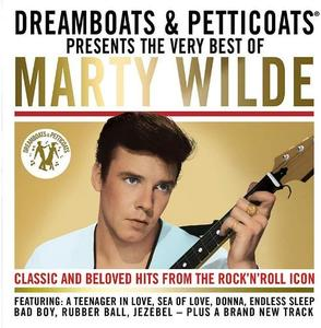 Marty Wilde - Dreamboats And Petticoats Presents: The Very Best Of Marty Wilde (2019)