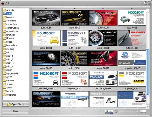 BusinessCards MX v3.43