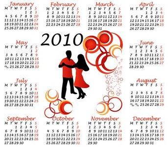 calendar 2010№8