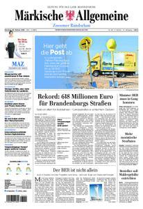 Märkische Allgemeine Zossener Rundschau - 26. Februar 2019