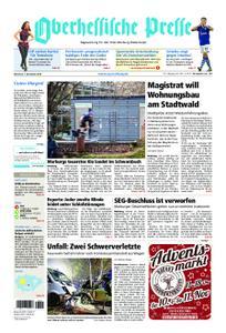Oberhessische Presse Marburg/Ostkreis - 07. November 2018