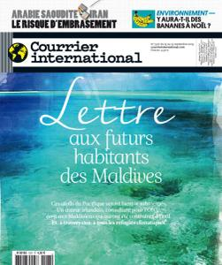 Courrier International - 19 Septembre 2019