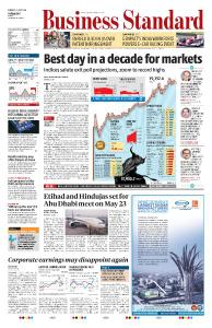Business Standard - May 21, 2019