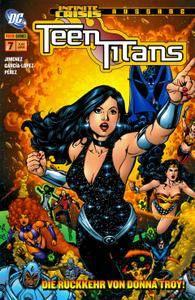 Teen Titans SB 07 - Die Rueckkehr von Donna Troy Jun 2006