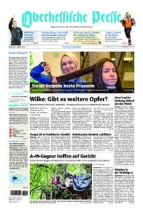 Oberhessische Presse Marburg/Ostkreis - 09. Oktober 2019