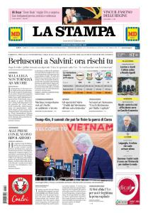 La Stampa Imperia e Sanremo - 26 Febbraio 2019