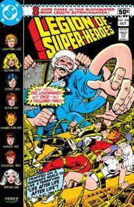 Legion of Super-Heroes 268 digital LP