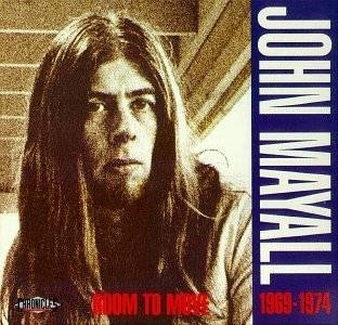 MUSIC - John mayall - room to move 1969-1974