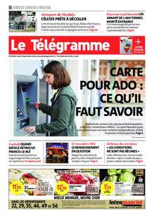 Le Télégramme Brest Abers Iroise – 09 septembre 2021