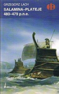 Salamina-Plateje 480-479 p.n.e.(Historyczne Bitwy 192)