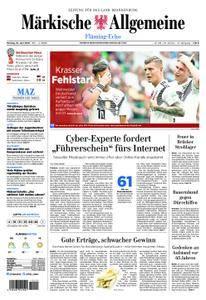 Märkische Allgemeine Fläming Echo - 18. Juni 2018