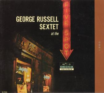 George Russell Sextet - At The Five Spot (1960) {Verve Elite Edition rel 2000}