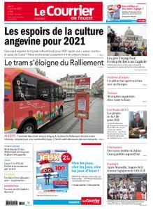 Le Courrier de l'Ouest Angers – 07 janvier 2021