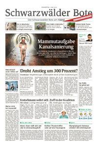 Schwarzwälder Bote Blumberg - 02. Mai 2019