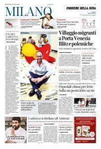 Corriere della Sera Milano - 11 Luglio 2018