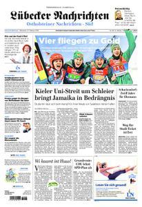 Lübecker Nachrichten Ostholstein Süd - 27. Februar 2019