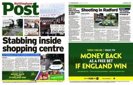 Nottingham Post – June 18, 2018