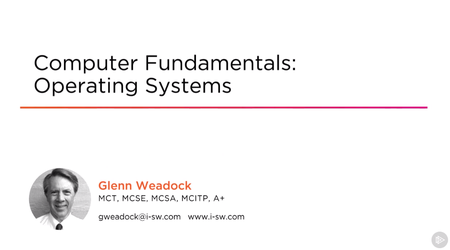 Computer Fundamentals: Operating Systems