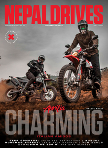 Nepal Drives - Volume 1 Issue 6 2019