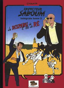 Inspecteur Saboum - Tome 2 - Le Disparu de L'ile de Re
