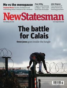New Statesman - 14 - 20 August 2015