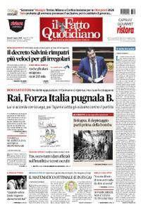 Il Fatto Quotidiano - 02 agosto 2018
