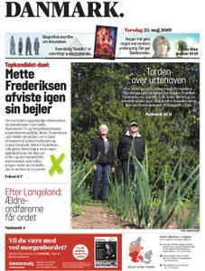 JydskeVestkysten Varde – 23. maj 2019