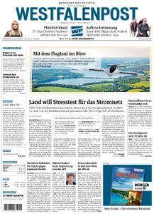 Westfalenpost Menden - 23. Mai 2019