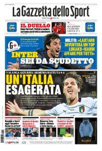 La Gazzetta dello Sport Bergamo – 19 novembre 2019