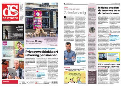 De Stentor - Apeldoorn – 18 oktober 2018