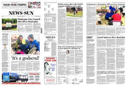 Lake County News-Sun – December 11, 2017