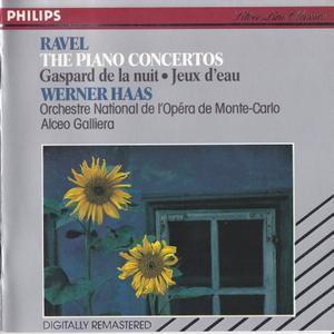 Ravel - The Piano Concertos - Haas, Galliera (Philips, 1985)