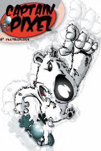 Arcana-Captain Pixel 2011 Hybrid Comic eBook