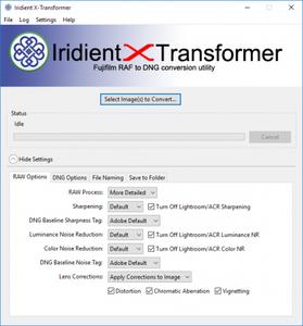 Iridient X-Transformer 1.1